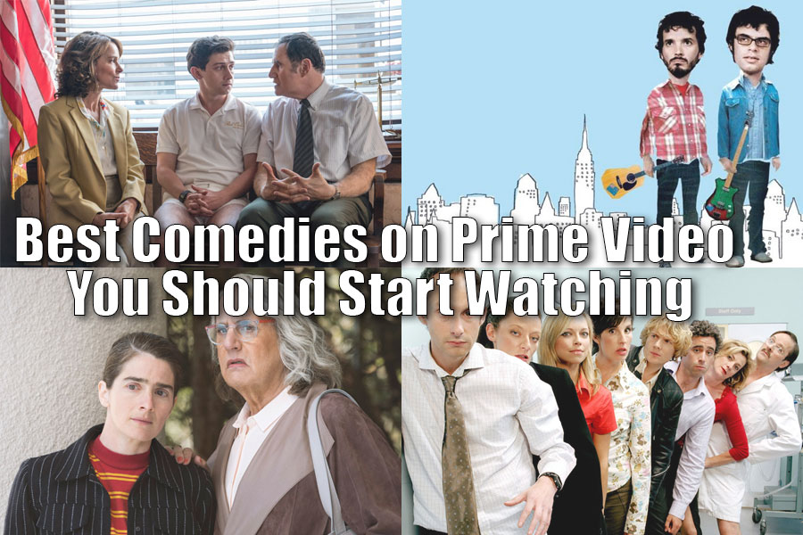 Best Comedies on Prime Video You Should Start Watching