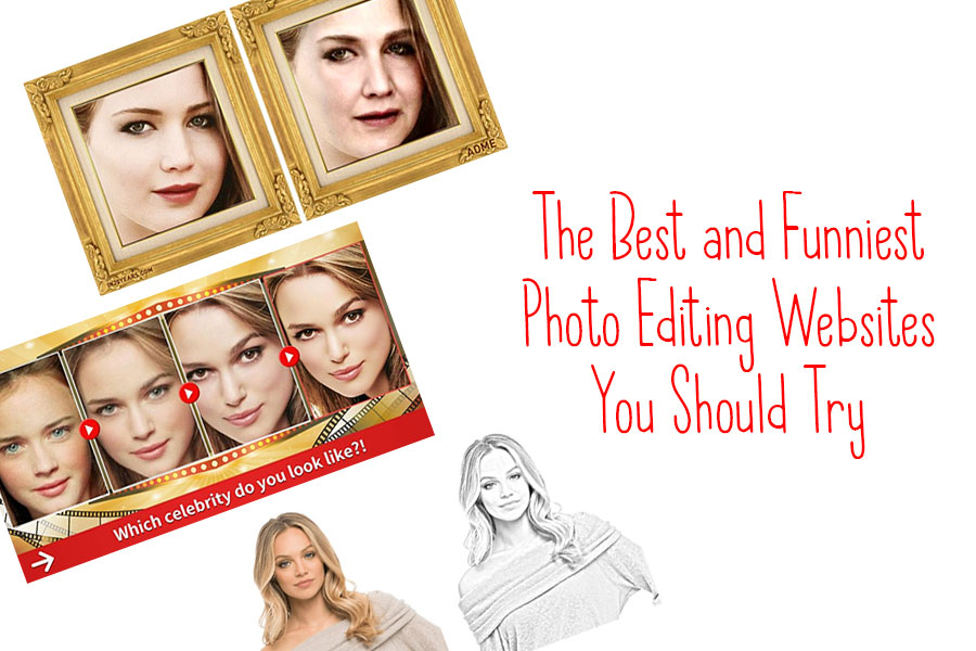 The Best and Funniest Photo Editing Websites You Should Try