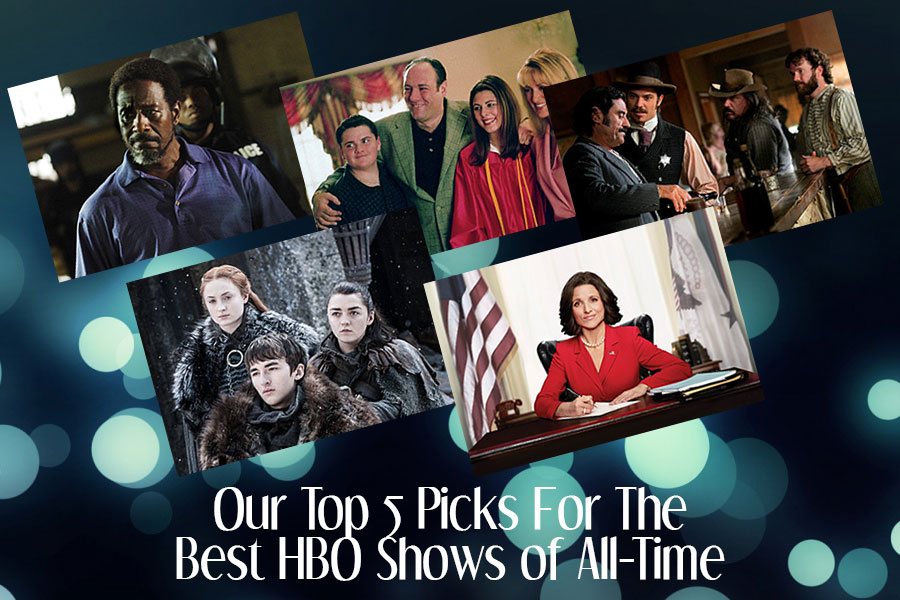 Our Top 5 Picks For The Best HBO Shows of All-Time