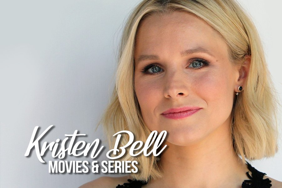 5 Popular Movies and Series That Feature Kristen Bell