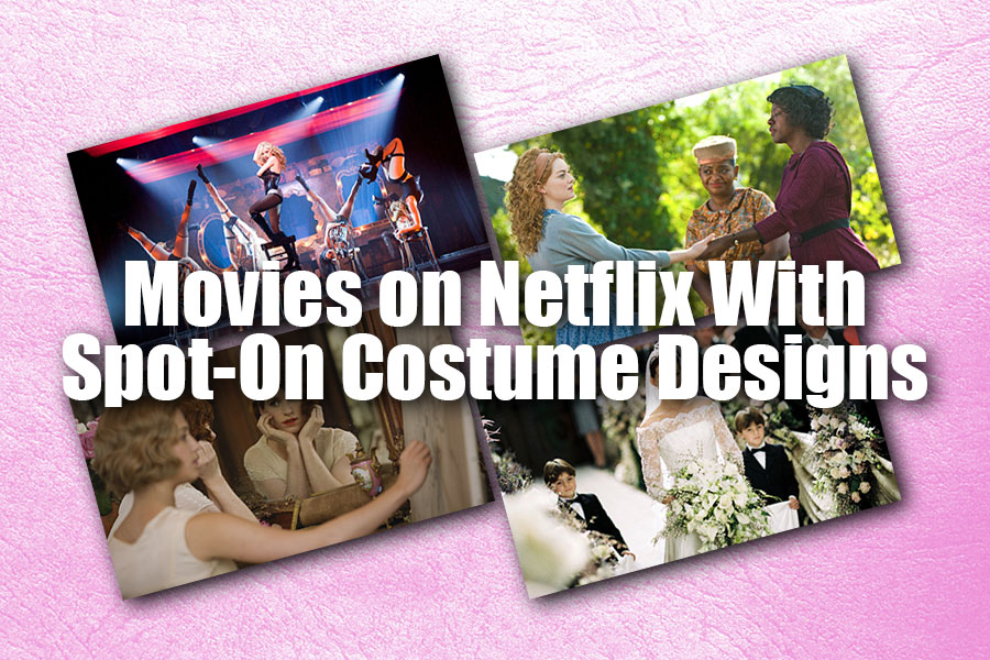 Movies on Netflix With Spot-On Costume Designs
